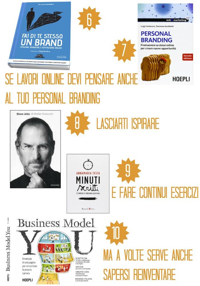 Libri da regalare a chi lavora e scrive online for Libri da acquistare on line