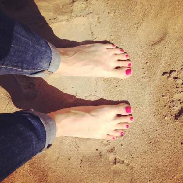 Io, la sabbia, Rimini