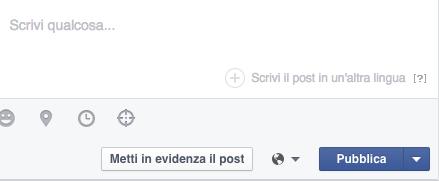 Facebook pagine multilingua 2 per chi lavora sui social